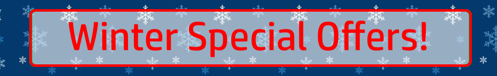 Winter Special Offers!