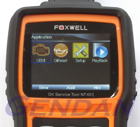 Foxwell NT401 Service Reset Tool
