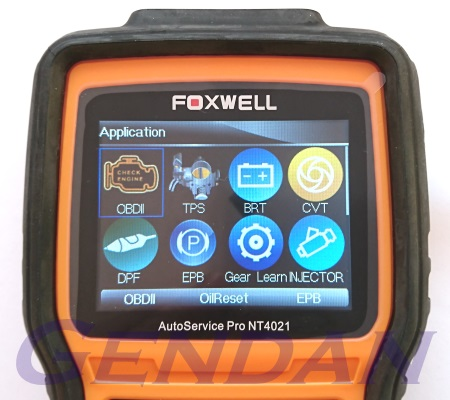 Foxwell NT4021 AutoService Pro Tool