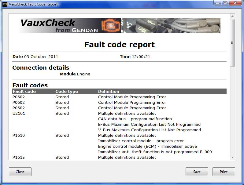 Car Fault Code Reader Reviews Uk