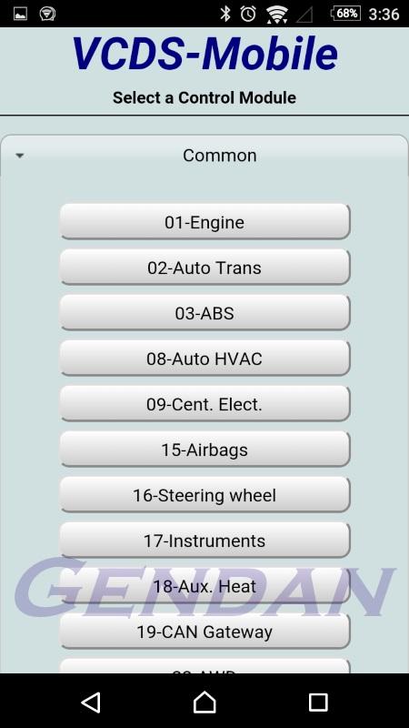 Ross-Tech VCDS HEX-NET WiFi / USB package for VW, Audi ...