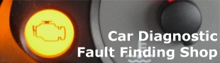 Car Diagnostic Fault Finding Shop