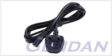 UK mains power cord