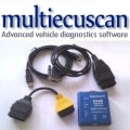 MultiECUScan Package (CAN cars only)