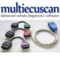 MultiECUScan Package (Non-CAN cars only)