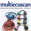 MultiECUScan Diagnostic Package