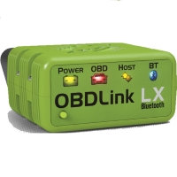 OBDLink LX EOBD OBD-II Bluetooth Interface