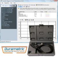 Durametric Porsche Enthusiast Diagnostic Kit - USB interface
