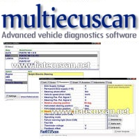 MultiECUScan Full Software Licence