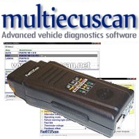 MultiECUScan Multiplexed Package Licence Renewal