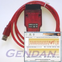 USB Engine package for 2001+ petrol, 2004+ diesel