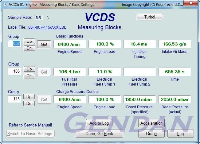Ross-Tech VCDS USB PC diagnostics package for VW, Audi, Seat