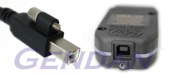 Ross-Tech HEX-V2 - User replaceable USB cable